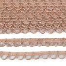фото Тесьма декоративная плетеная c воздушными петлями 17 мм. UU.297