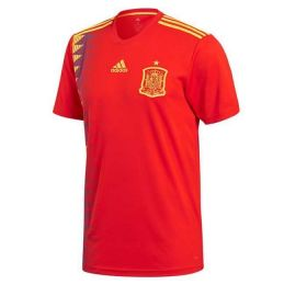 Футболка сборная Испании 2018 домашняя