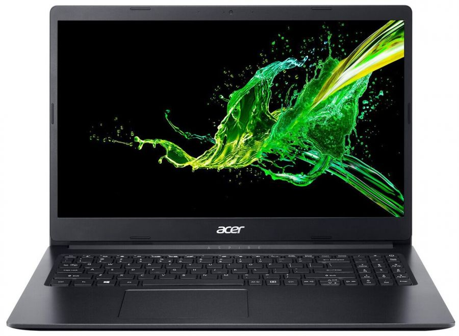 Ноутбук Acer Aspire 3 A315-22 Чёрный (NX.HE8ER.02G)