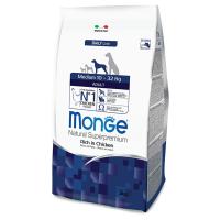 Сухой корм для собак средних пород Monge Daily Line Medium с курицей 3 кг