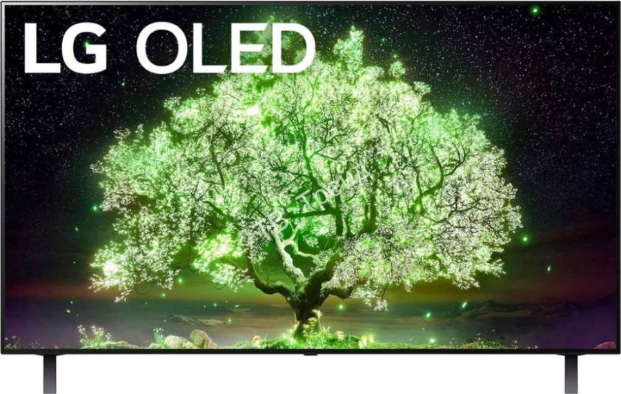Телевизор LG OLED55A1RLA