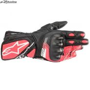 Перчатки женские Alpinestars Stella SP-8 V3, Черно-розовые