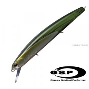 Воблер OSP Asura F 92,5 мм / 7,2 гр / Заглубление: 0,8 - 1,4 м / цвет: C24