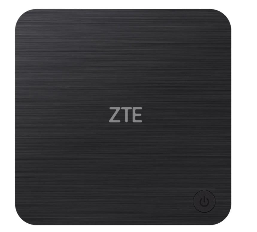 ТВ-приставка ZTE ZXV10 B866, черный