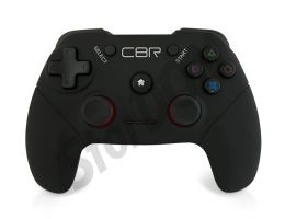 Геймпад CBR CBG 956 для PC/PS3/Android, беспроводной, 2 вибро мотора, USB
