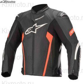 Мотокуртка Alpinestars Faster V2 Airflow, Черно-красная