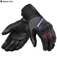 Перчатки Revit Sand 4 H2O, Черно-красные