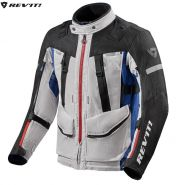 Куртка Revit Sand 4 H2O, Серебристо-синяя