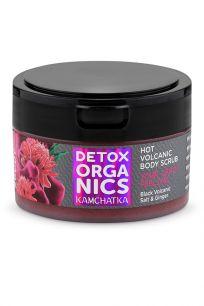 """NS"" Detox organics Kamchatka Соляной скраб для тела, 200 мл"