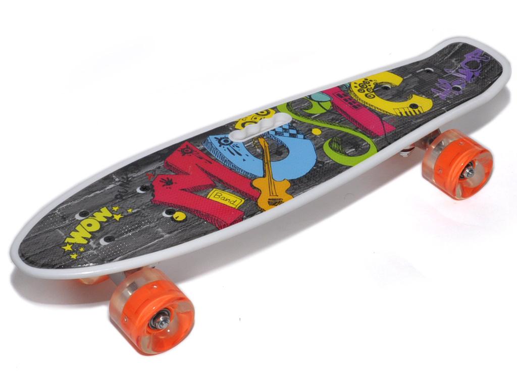 Скейт-мини Круизер WOW, артикул 31529