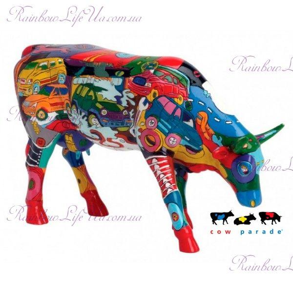 "Коллекционная статуэтка корова ""Brenner Mooters"", Size L"