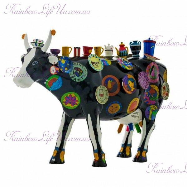 "Коллекционная статуэтка корова ""Moo Potter"", Size XL"