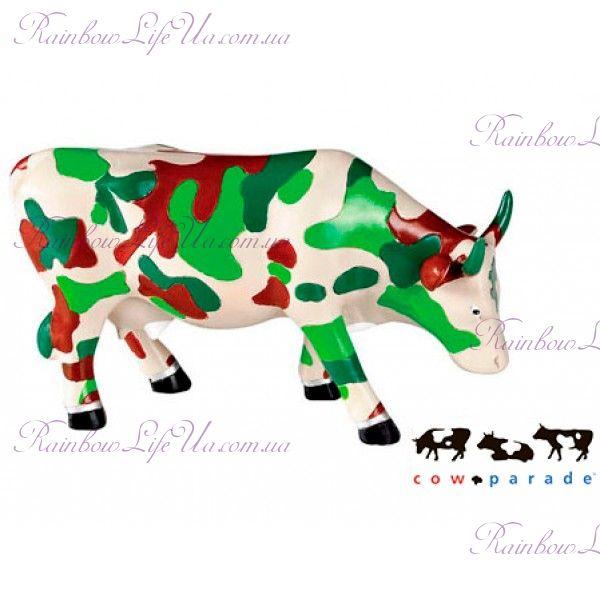 """Коллекционная статуэтка корова """"Fatigues"""", Size M"""