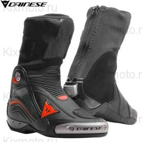 Мотоботы Dainese Axial D1, Black/Red