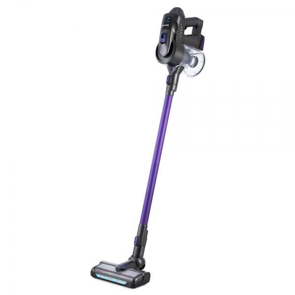 Вертикальный пылесос KitFort KT-543-1 (фиолетовый)