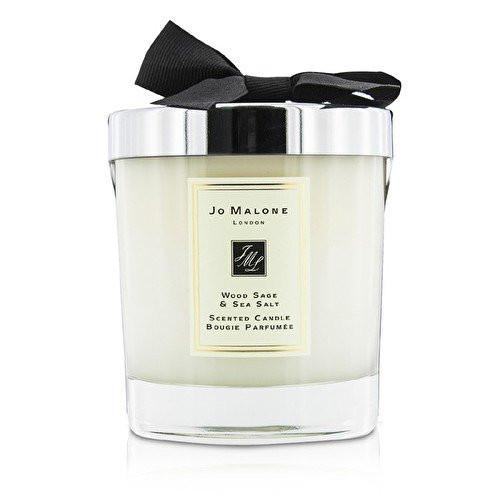 """Свеча ароматическая парфюмерная Jo Malone """"Wood Sage & Sea Salt"""""""