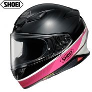 Шлем Shoei NXR2 Nocturne, Черно-розовый