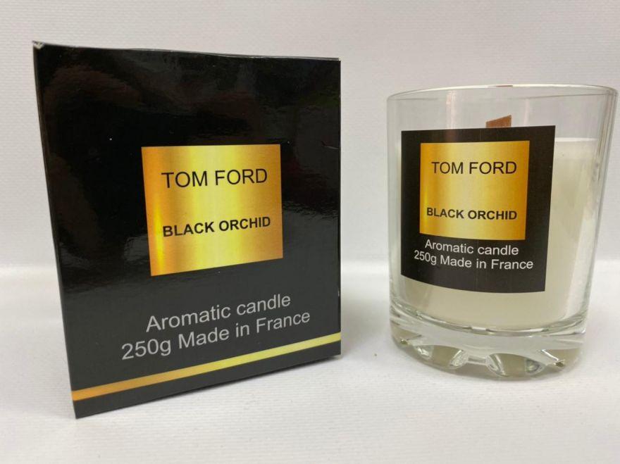 Парфюмерная свеча Tom Ford Black Orсhid 250 мл