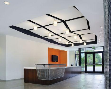 Потолочная плита Optima Canopy - Left Parallelogram (4) 1170x1020x30