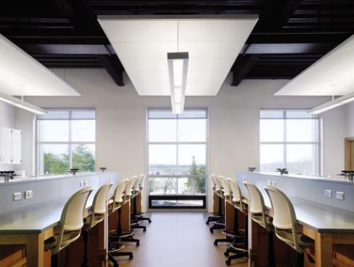 Потолочная плита Optima L Canopy — Small rectangle (4) 1800x900x40