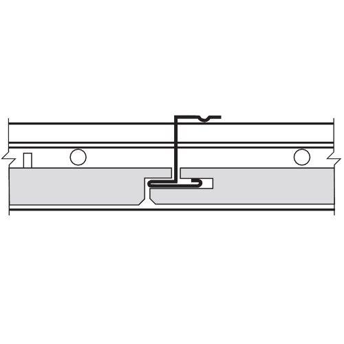 Z-профиль 32 мм (K2C2 / SL2 spline)