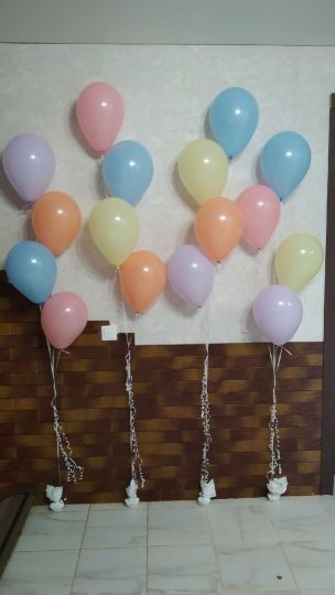 Набор из 4 каскадных фонтанов (МИНИ шарики)