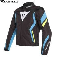 Куртка Dainese Edge, Black/Blue/Yellow