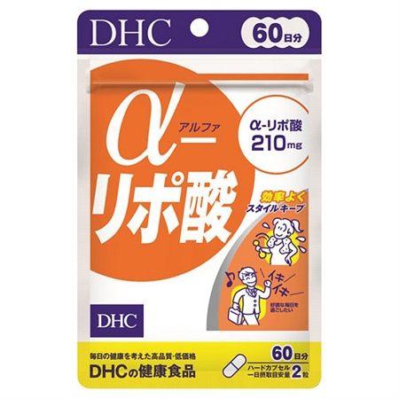 DHC Альфа-липоевая кислота на 60 дней