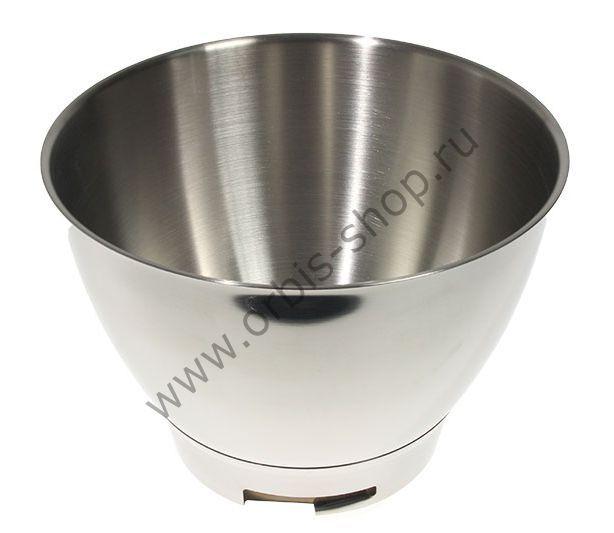 Чаша для кухонного комбайна Kenwood Chef, металл.