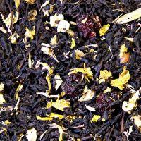 Букет Согдианы - черный чай с добавками