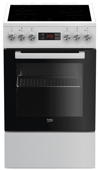Электрическая плита Beko FSM 57300 GW