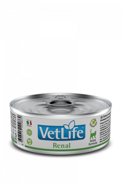 Vet Life Cat Renal ( Вет Лайф Ренал) банка 85г.