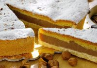 Тарт шоколадно-ореховый, NOCCIOLATA TART Moralberti
