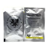 BD Stanabol (СТАНОЗОЛОЛ). 100 таб. по 10 мг.