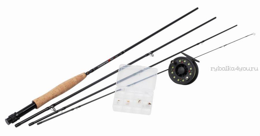 Набор нахлыстовый Forrester Fly - Allround Fly Fishing Kit - 9FT/#5/6