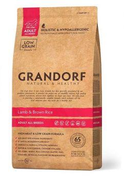 ГРАНДОРФ ягнёнок с рисом для средних пород (GRANDORF Lamb&Rice Medium ).