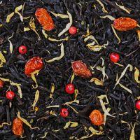 Миледи - черный чай с природными добавками