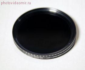 Нейтральный фильтр с переменной плотностью 40.5 мм Vari-ND filter ND2-ND400
