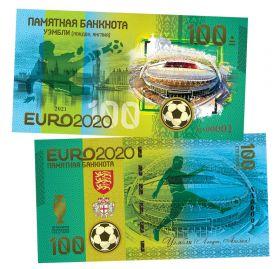Евро 2020 Стадион Уэмбли Лондон, Англия. UNC