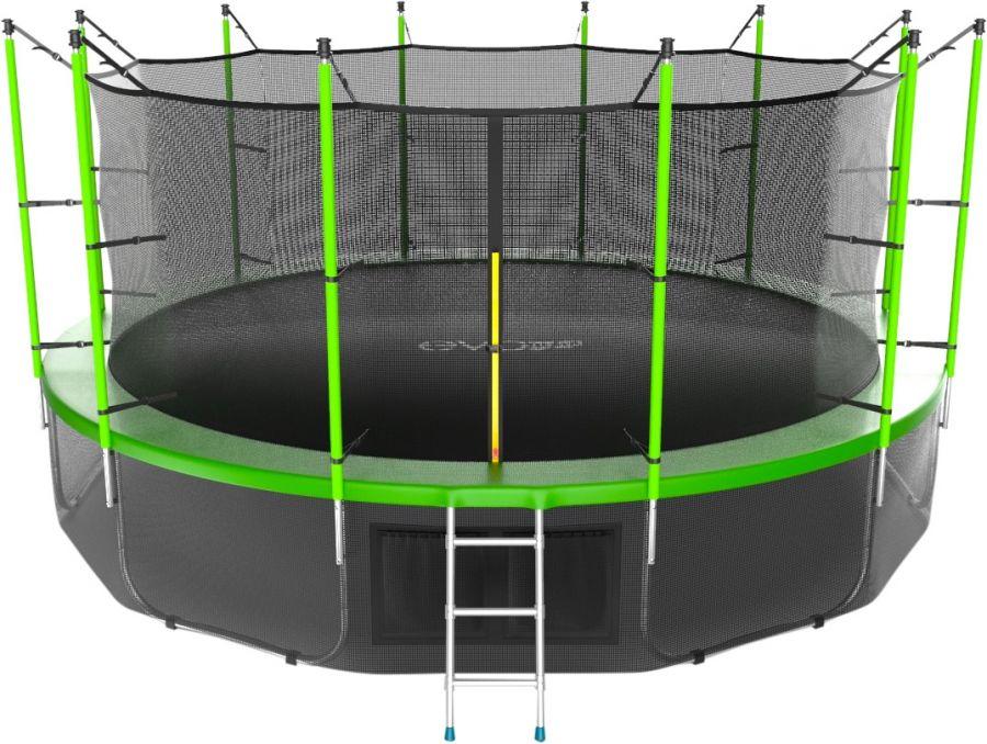 Батут EVO Jump Internal 16 FT (Green) + Lower net