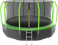 Батут EVO Jump Cosmo 16 FT (Green) + Lower net