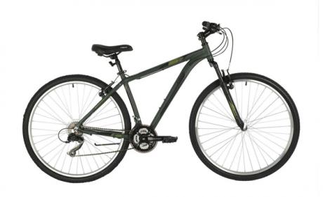 """Велосипед FOXX 27.5"""" ATLANTIC зеленый"""
