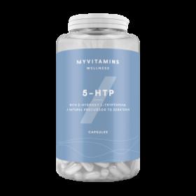 5-HTP (5-гидрокси L-триптофан) 90 капс. по 50 мг. Myprotein (Великобритания)