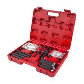 AV-921054 Набор съемников сепараторного типа 30-50, 50-75мм 12 предметов AV Steel