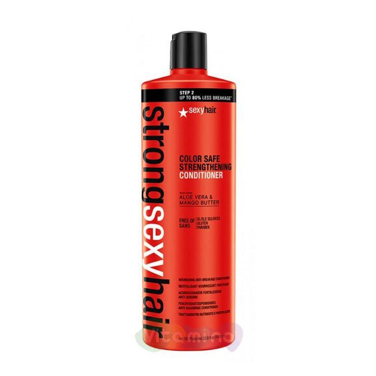 SEXY HAIR Кондиционер для прочности волос STRENGTHENING CONDITIONER