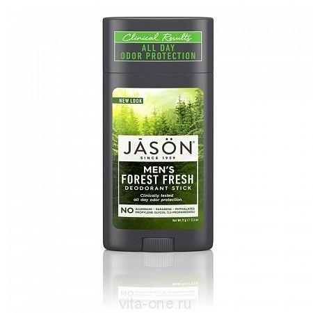 Твердый дезодорант Лесная свежесть (Forest Fresh Stick Deodorant) Jason (Джейсон) 71 г