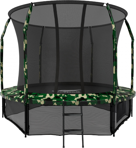 Батут Eclipse Space Military 10 FT