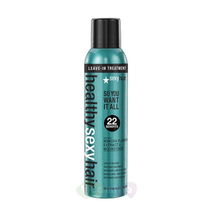 SEXY HAIR Спрей-уход 22 в 1 SO YOU WANT IT ALL 22IN1 LEAVE-IN TREATMENT, 150мл