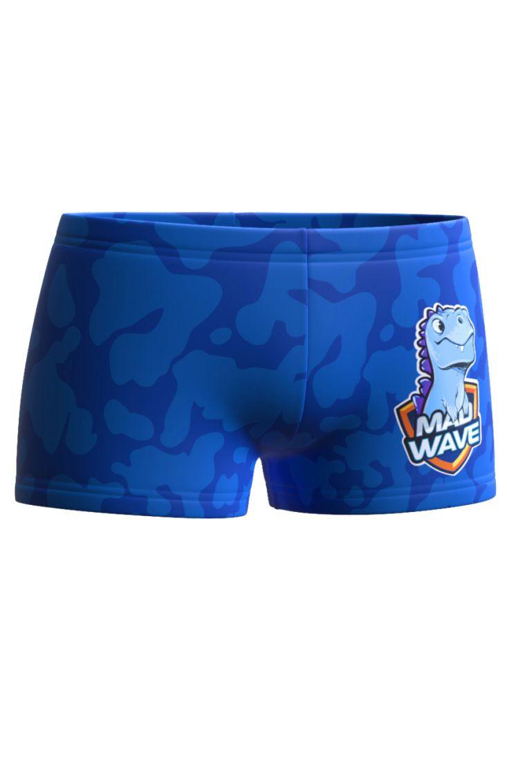 Плавки-шорты детские Mad Wave Submarine K4 синие