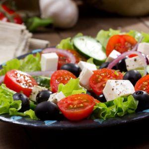 Салат греческий 250г